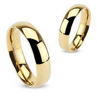 Обручальное кольцо из нержавеющей стали 316L Spikes (США) 15.75, 3