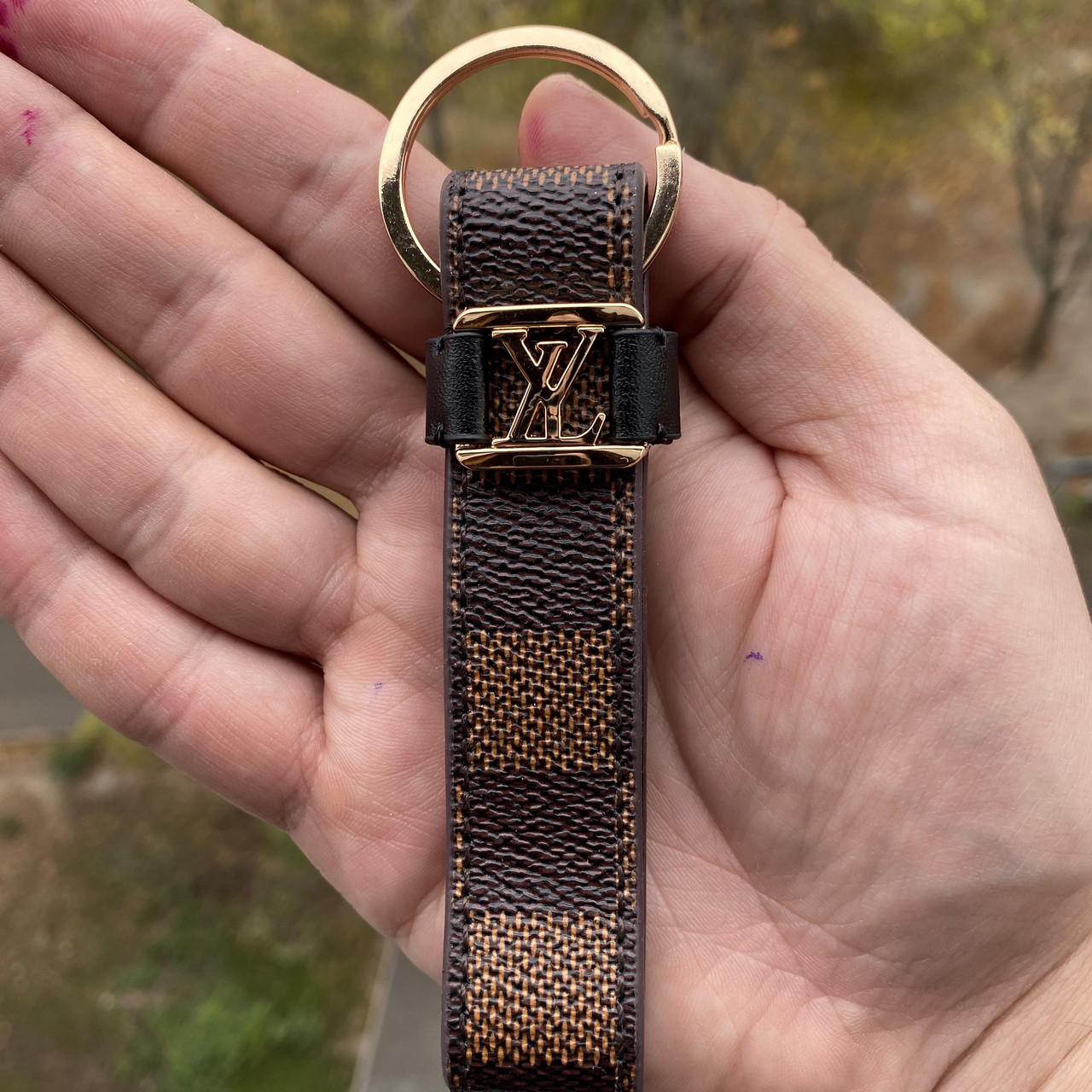 Брелоки брелок для ключей чехол Louis Vuitton Луи Витон