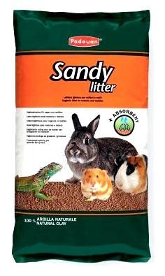Padovan Sandy litter 4 кг