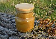 Знатний Мед Бортевой 2019 (мед диких пчел из колоды), 550 мл