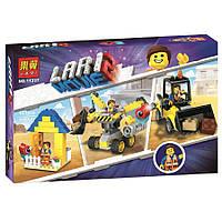 """Конструктор Bela 11237 """"Набор строителя Эммета"""" (аналог Lego The Movie 70832), 131 дет"""