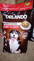 ORLANDO корм для собак говядина с овощами  10 кг
