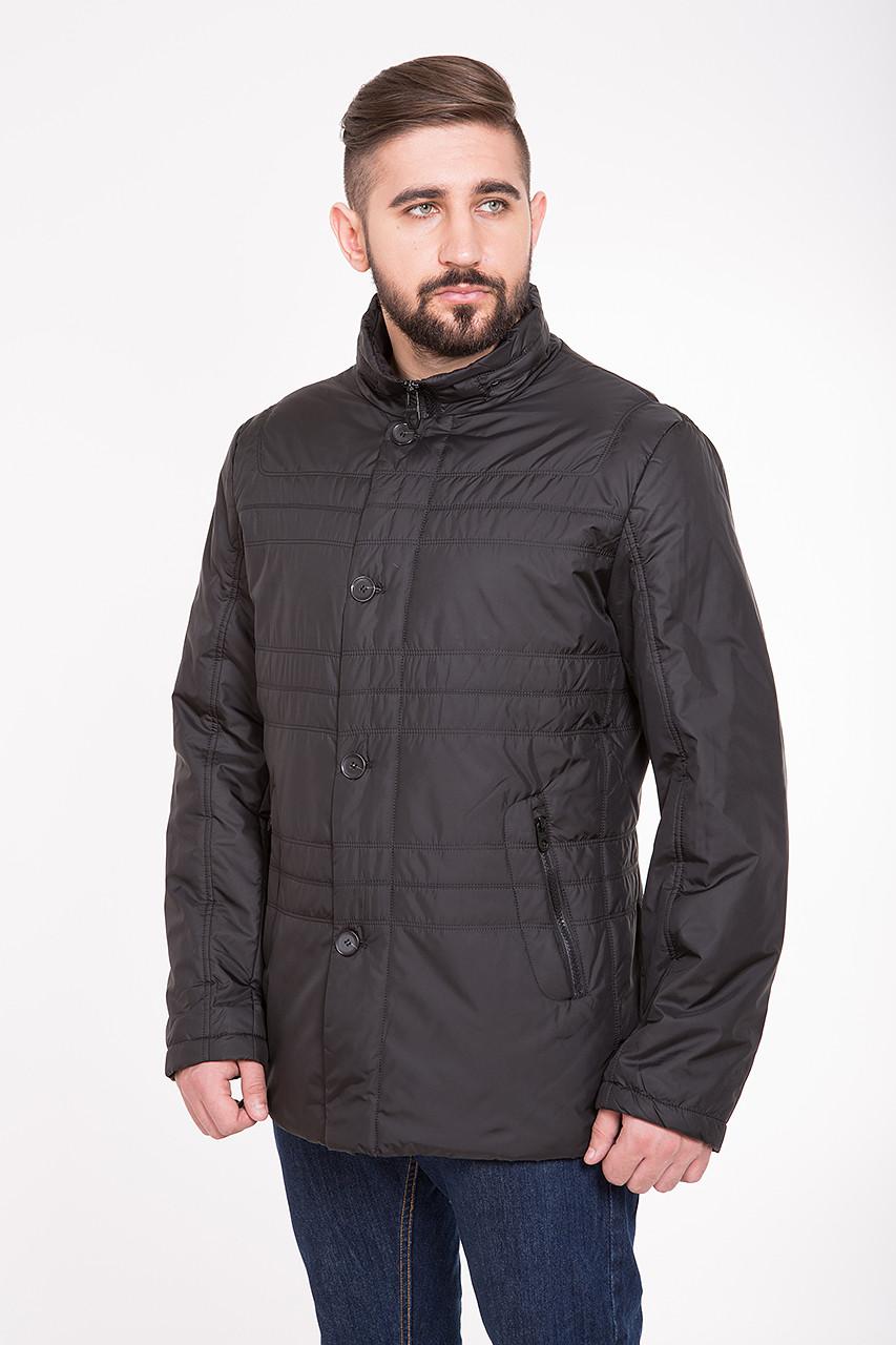 Мужская демисезонная куртка CW13MC136 #черная