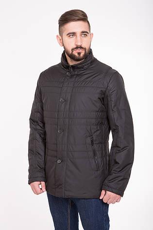 Мужская демисезонная куртка CW13MC136 #черная, фото 2