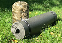 Туристический коврик (каремат) OSPORT Хантер 180х60см толщина 12мм (FI-0071-1)