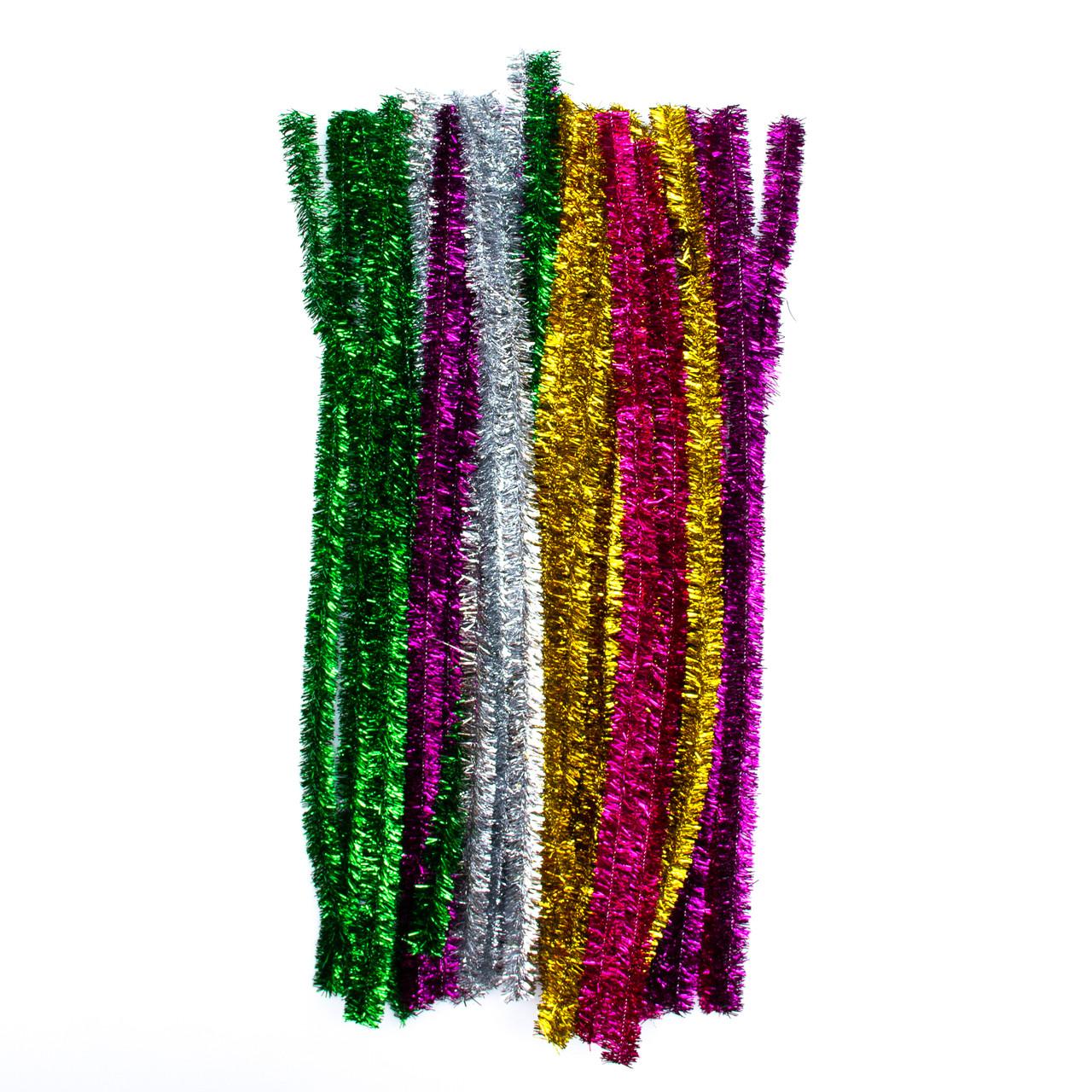 Набор палочек для декораций из пвх 12мм*30см (910014)