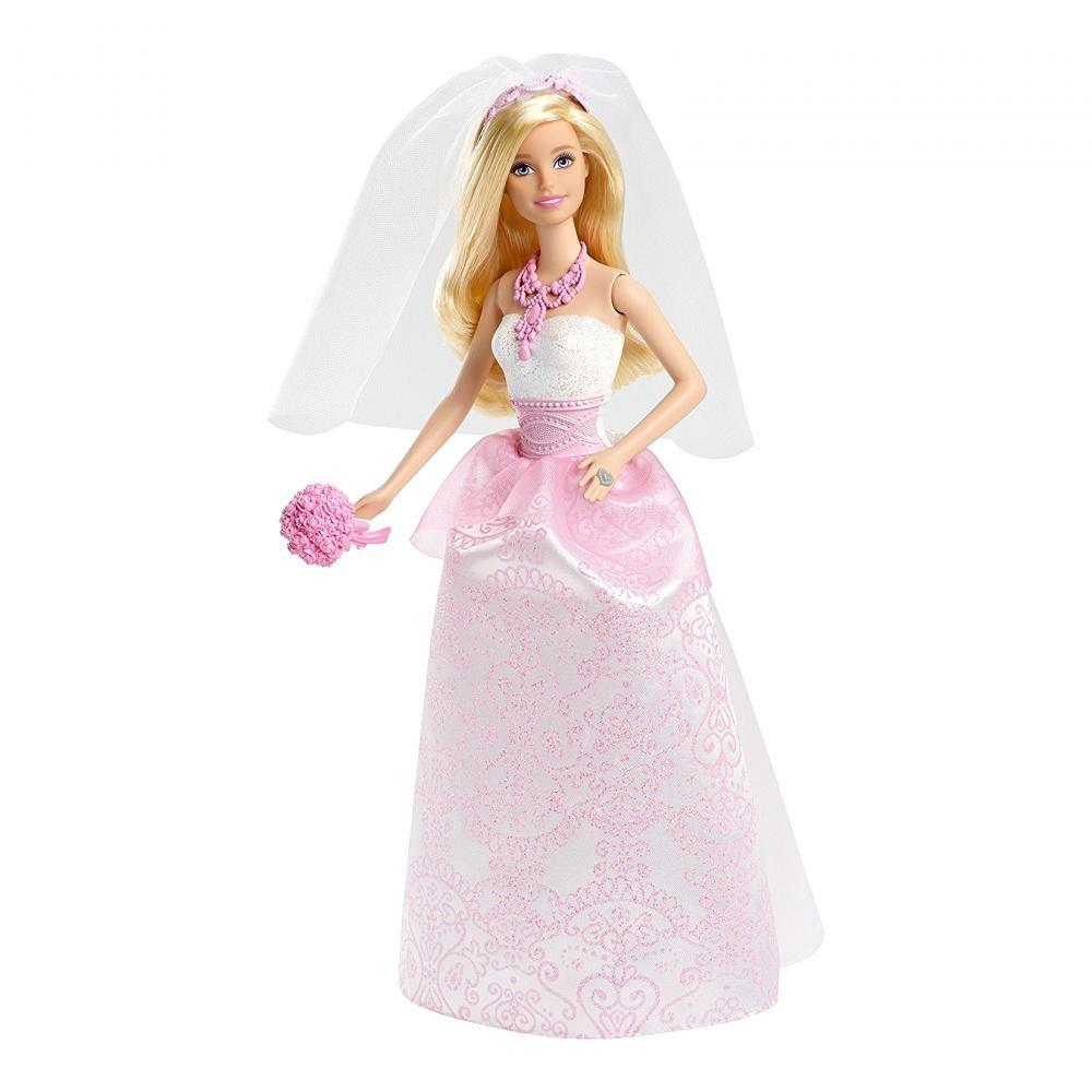 "Лялька Барбі ""Казкова наречена"" (Кукла Барби ""Сказочная невеста"")"