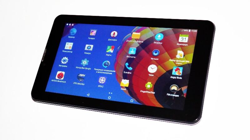 "Планшет Z30 7"" - 4дра+1Gb RAM+16Gb ROM+2Sim+Bluetooth+GPS+Android"