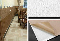Самоклеючі 3D панелі для стін (панелі для декору)