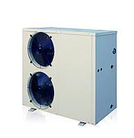 Тепловой насос инвертор TEPLOMIR EVIDC15 воздух-вода 15,2кВт