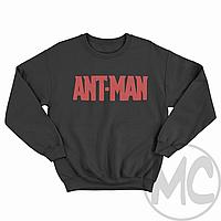 Свитшот Ant-Man (Человек-Муравей)   Свитшот Человек Муравей   Реглан Человек Муравей   Світшот Людина Мураха