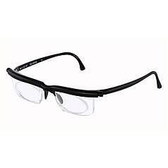 ✓Универсальные очки для зрения Dial Vision с регулировкой линз от -6 до +3 лупа для чтения
