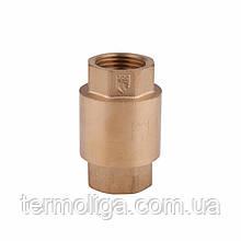"Обратный клапан SD Forte с латунным штоком 1"" 1/4"