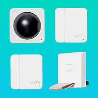 Wyze Sense Starter Kit стартовый набор Умного дома: Смарт Хаб, один датчик движения, 2 датчика открытия дверей