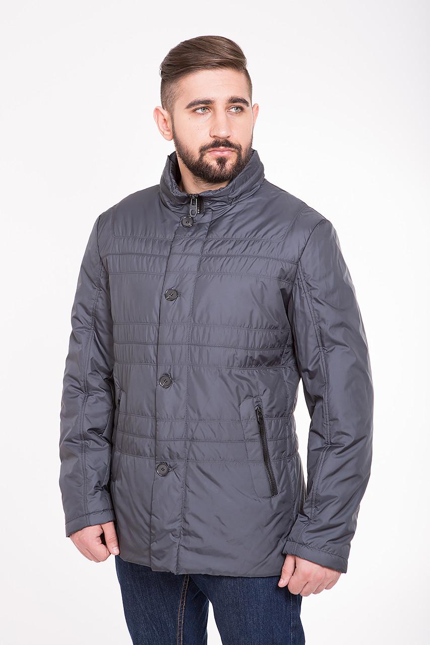 Мужская демисезонная куртка CW13MC136 #серая