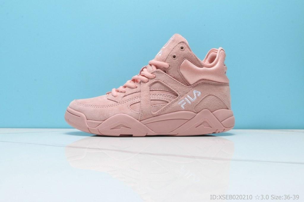 Оригинальные кроссовки женские Fila Vita Pink