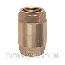 "Обратный клапан SD Forte с латунным штоком 1/2"" Euro"