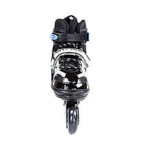 Роликовые коньки Nils Extreme NJ1828A Size 31-34 Black, фото 3