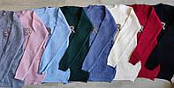 Свитер женский вязанный с вырезом универсальный рр 42-48, фото 1