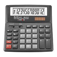 Калькулятор Brilliant BS-312 Полупрофессиональный 155*155