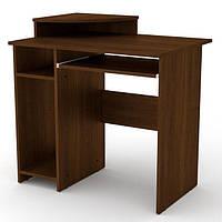 Стол компьютерный СКМ-1 Компанит Орех экко, КОД: 140739