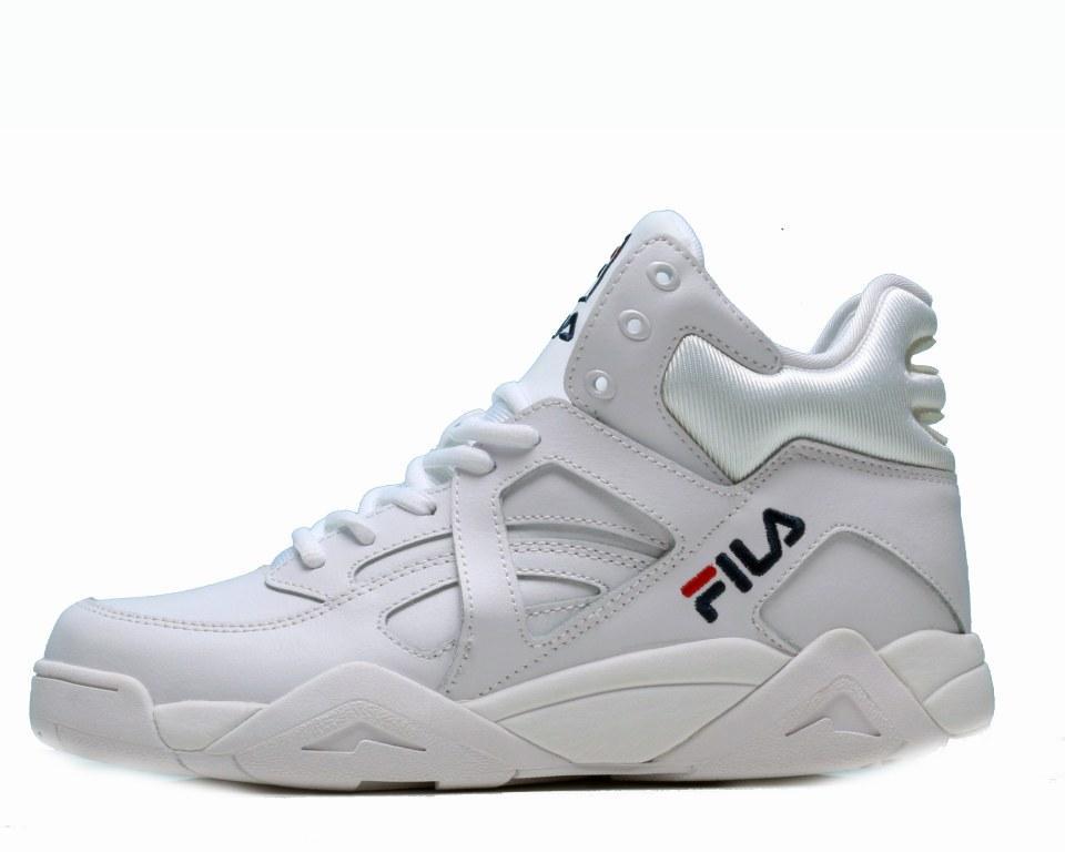 Оригинальные кроссовки мужские Fila Vita White