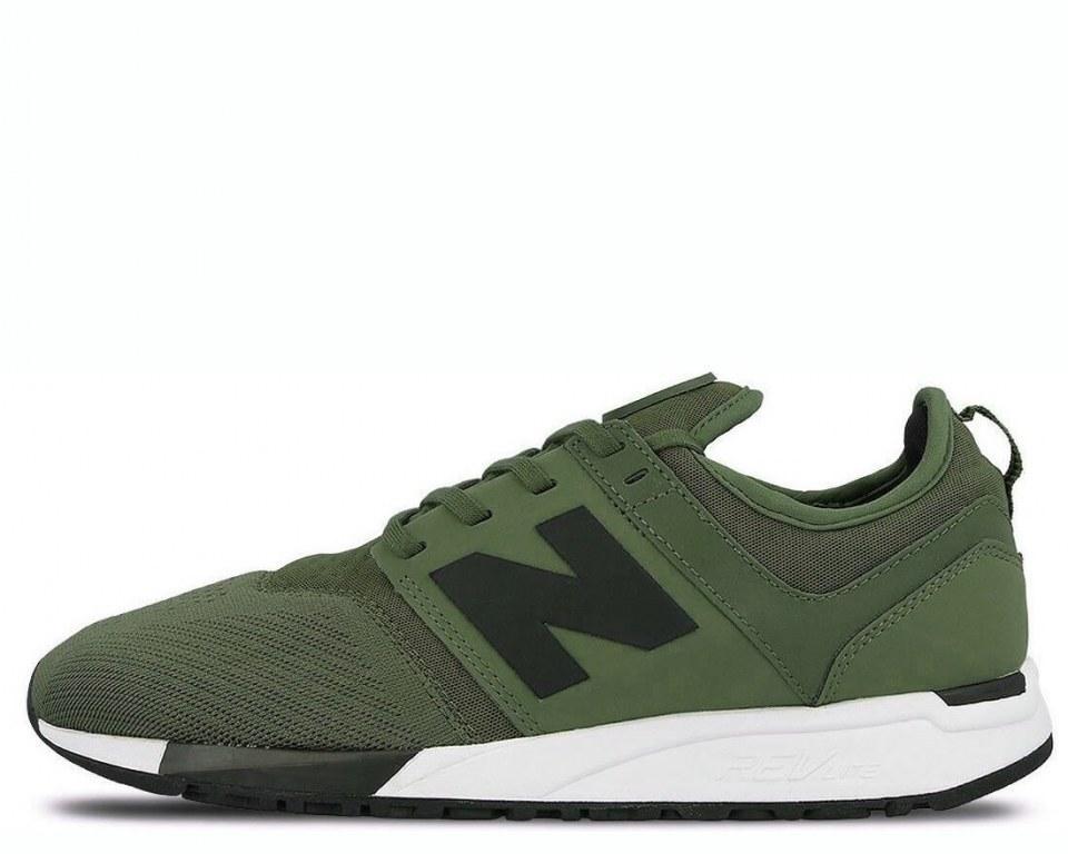 Оригинальные кроссовки мужские New Balance MRL 247 Dark Green