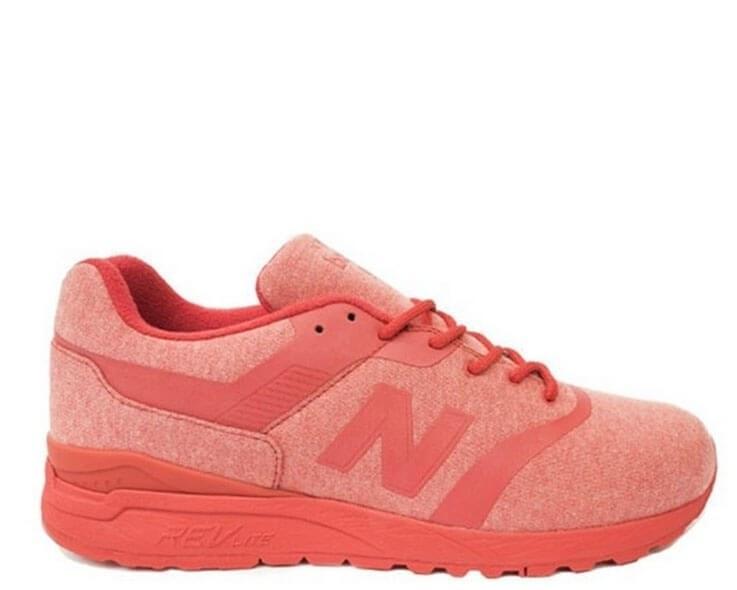 Оригинальные кроссовки мужские PHANTACi x New Balance NB997.5 Red