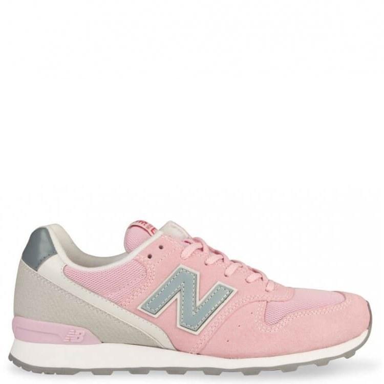 Оригинальные кроссовки женские New Balance 996 Pink Grey