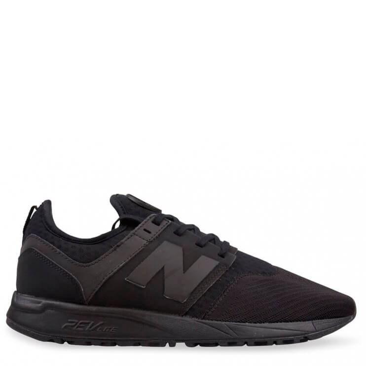 Оригинальные кроссовки женские New Balance Revlite 247 Black
