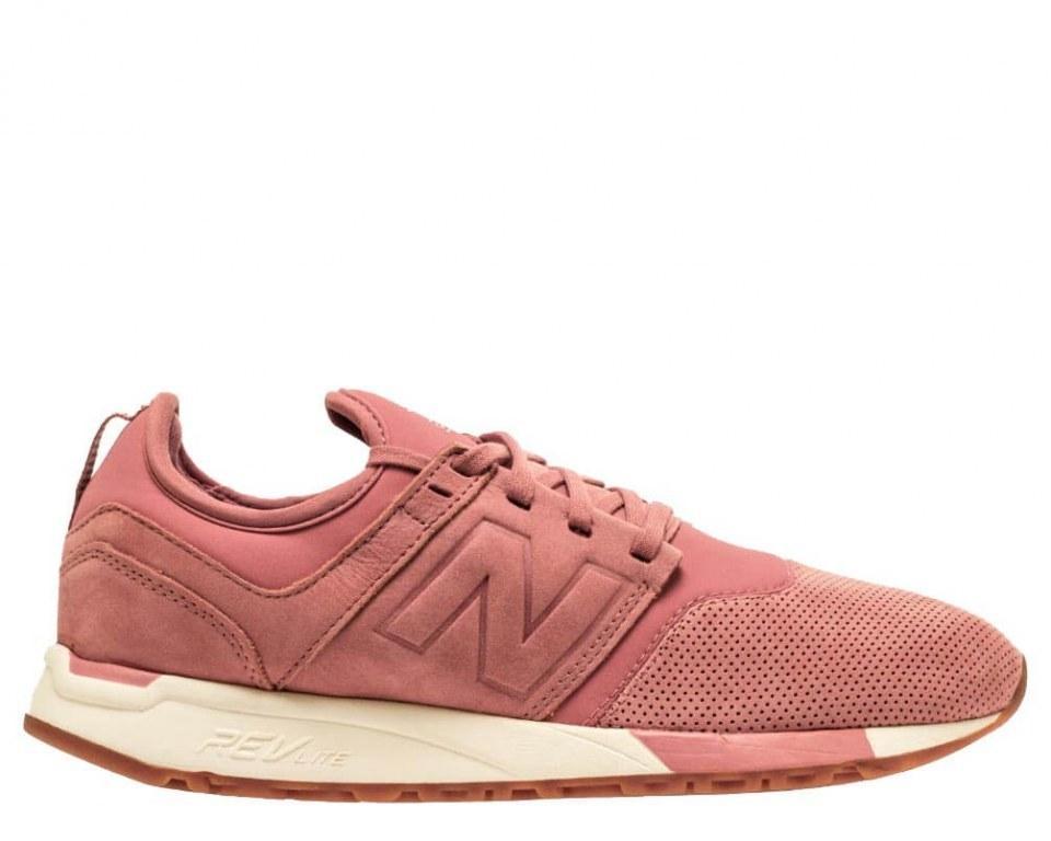 Оригинальные кроссовки женские New Balance 247 Dawn Til Dusk Pack Pastel Pink