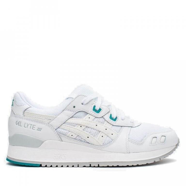 Оригинальные кроссовки женские Asics Gel Lyte III White