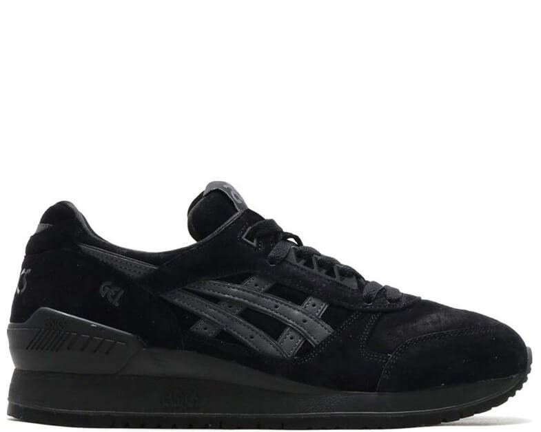 Оригинальные кроссовки женские Asics Gel Respector Triple Black