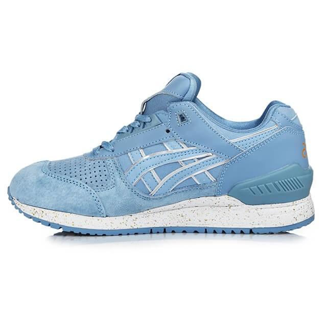 Оригинальные кроссовки женские Asics Gel Respector Crystal Blue