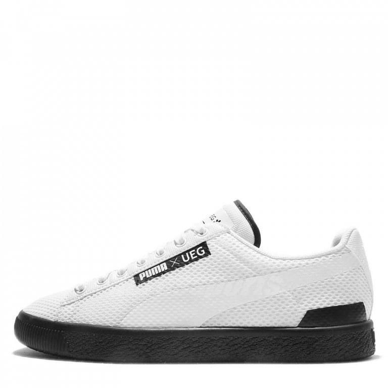 Оригинальные кроссовки мужские UEG x Puma Court Star White