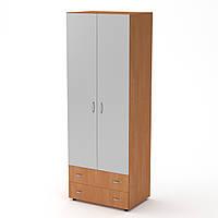 Шкаф-5 ольха  (80х54х218 см)