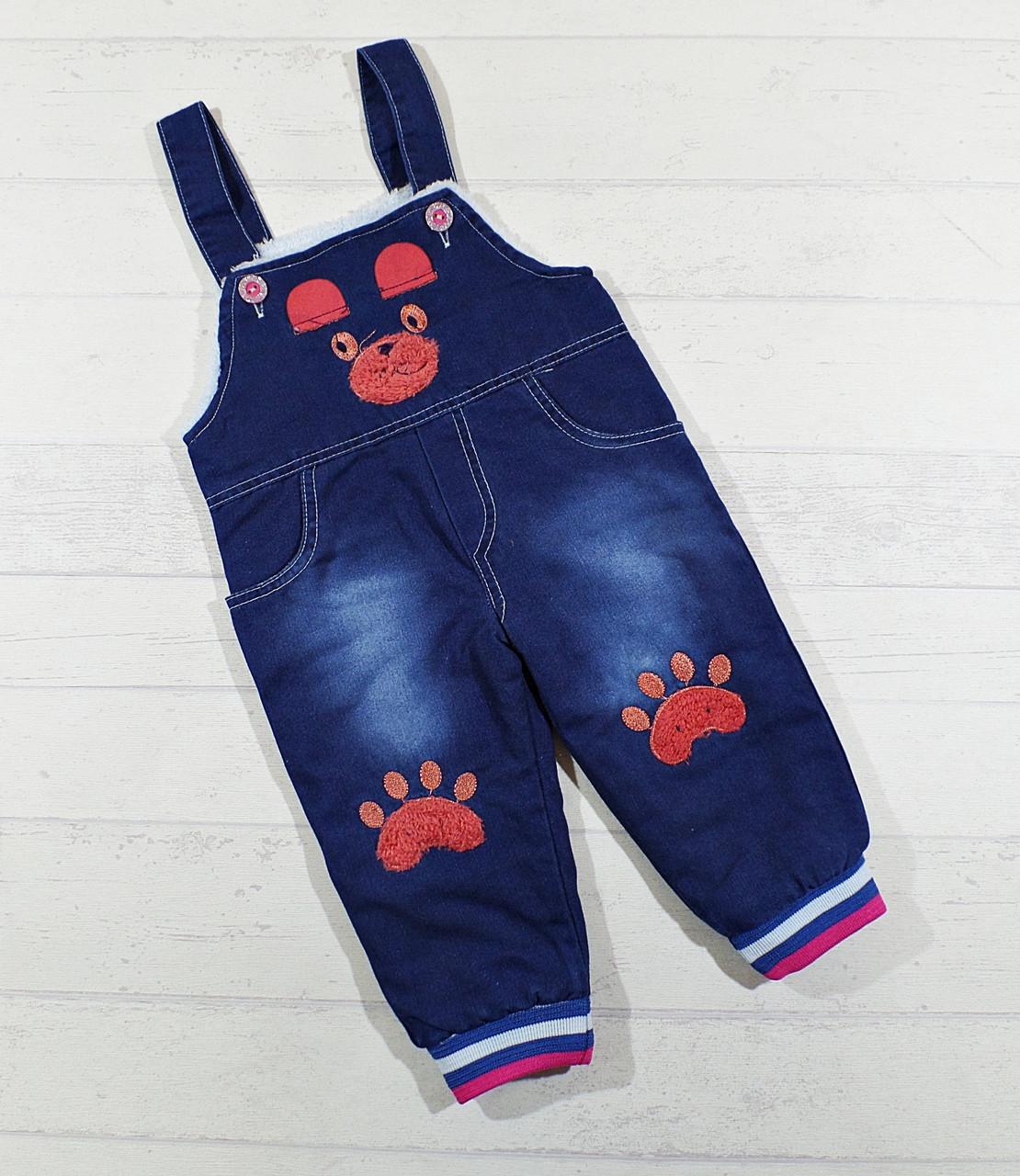 Комбинезон джинсовый для девочек МАХРЕ 1,2,3,4,5 лет 548968852730280