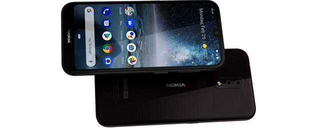 Смартфон Nokia 4.2