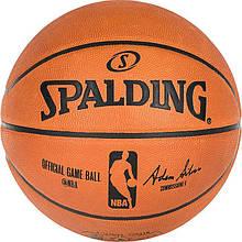М'яч баскетбольний Spalding NBA Ball Game Size 7