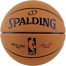 М'яч баскетбольний Spalding NBA Ball Game Replica Size 7