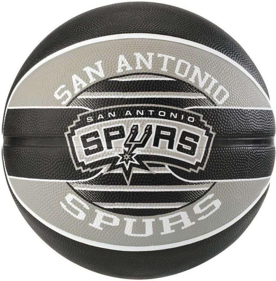 М'яч баскетбольний Spalding NBA Team SA Spurs Size 7