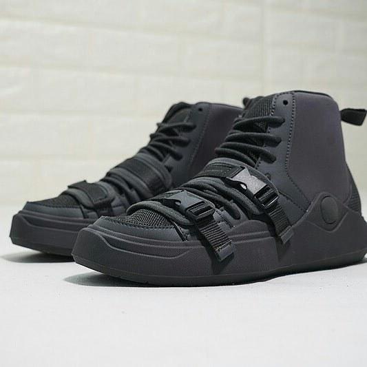 Оригинальные кроссовки мужские Puma x HAN KJOBENHAVN Abyss Sneakers Black