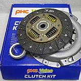 Комплект сцепления Шевроле Авео, Вида корзина диск подшипник Valeo PHC, фото 5