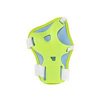 Комплект защитный Nils Extreme H106 Size XS Green/Blue, фото 2