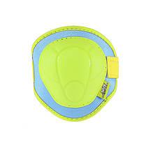 Комплект защитный Nils Extreme H106 Size XS Green/Blue, фото 3
