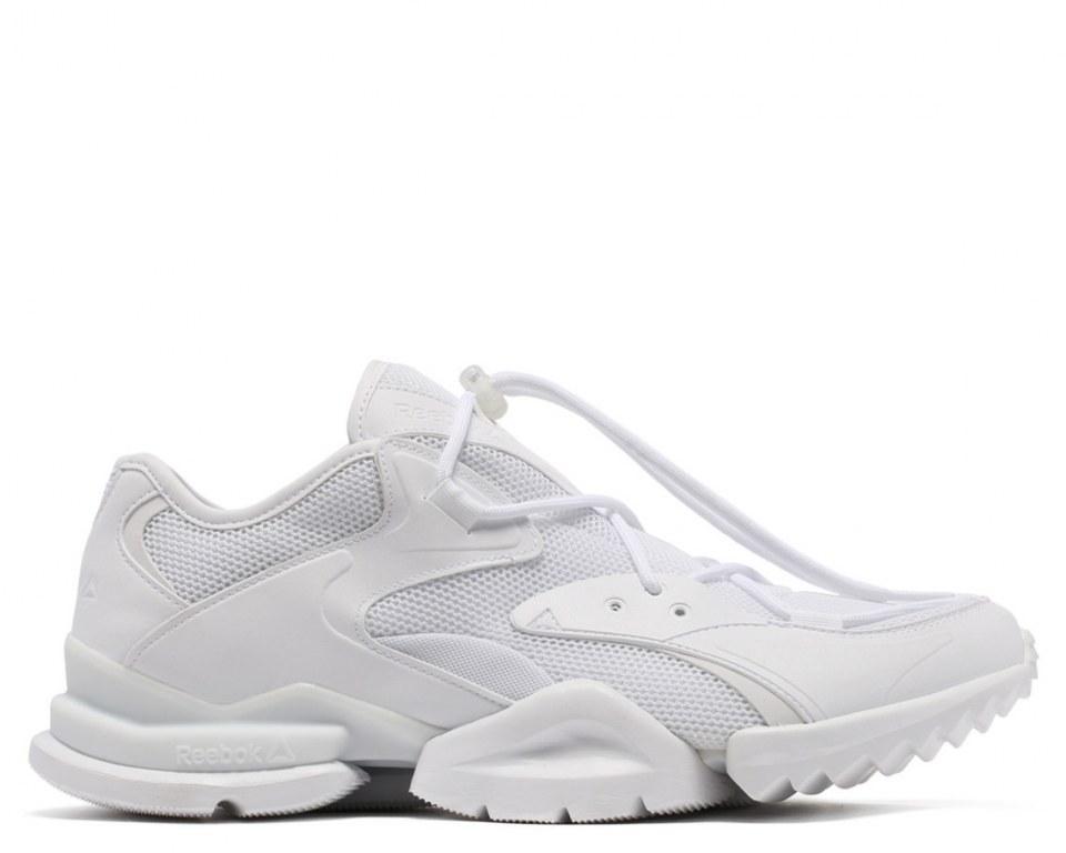 Оригинальные кроссовки мужские/женские Reebok Run R96 White