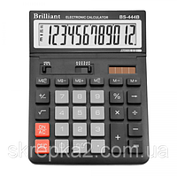 Калькулятор Brilliant BS-444 Профессиональный 145*197