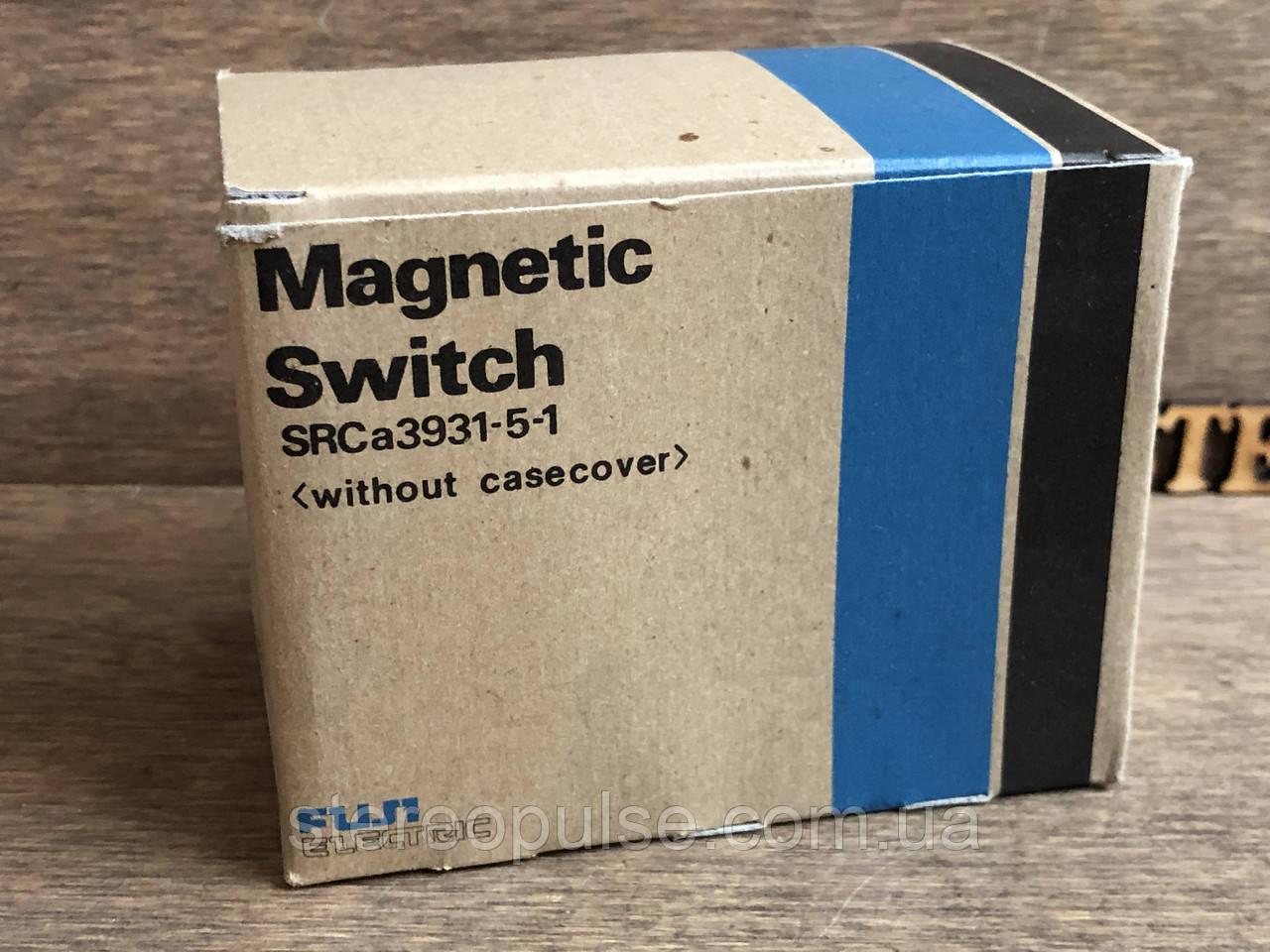 Электромагнитный пускатель FUJI SRC3631-5-1 (380B, 17A)