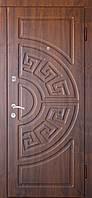 """Входная металлическая дверь для квартиры """"Портала"""" (серия Комфорт) ― модель Греция"""