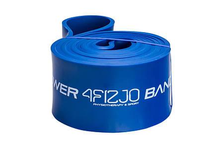 Эспандер-петля (резинка для фитнеса и спорта) 4FIZJO Power Band 64 мм 36-46 кг 4FJ1097, фото 2